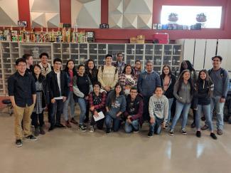 Paramount High School | March 2017
