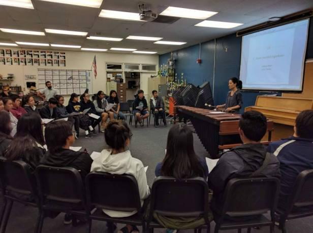 Alvarado Intermediate School & Rowland High School | December 2016